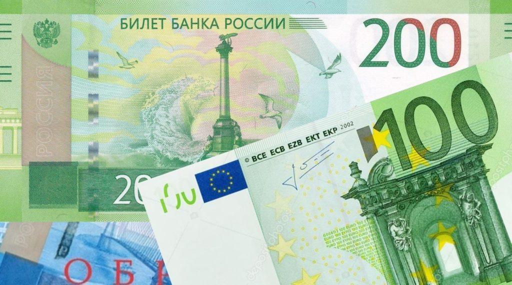 почему новые купюры 200 и 2000 рублей похожи на евро