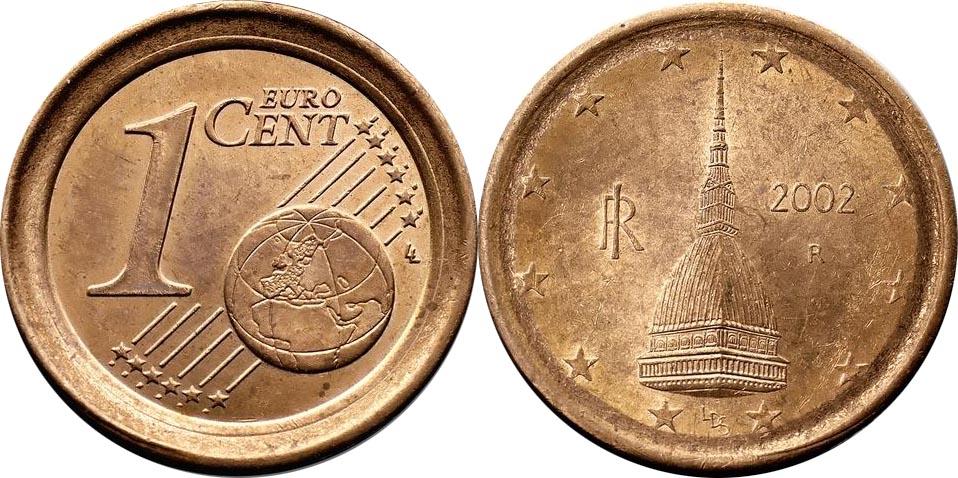1 евроцент италия 2002 http://grosh-blog.ru