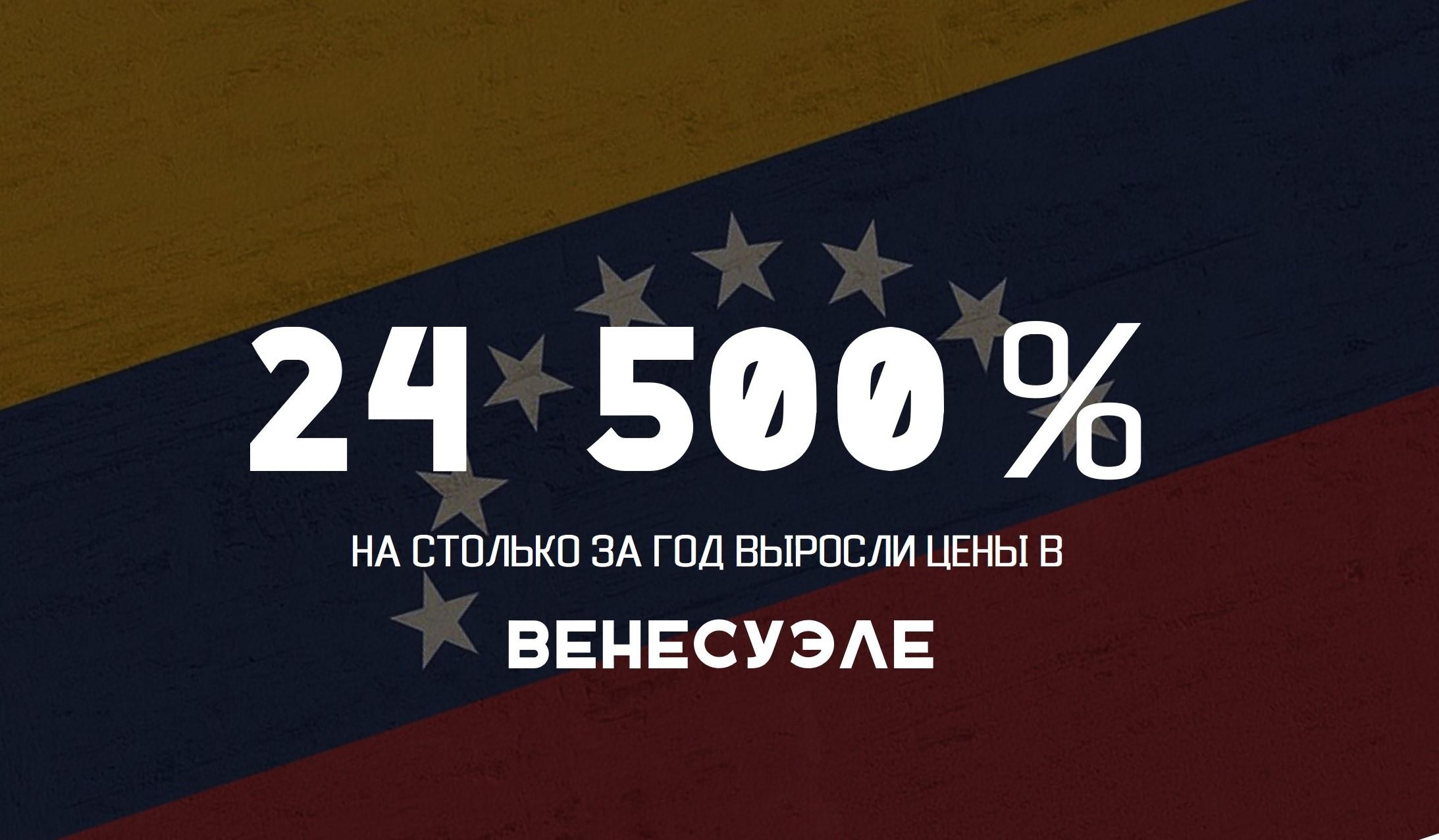 инфляция в венесуэле https://grosh-blog.ru