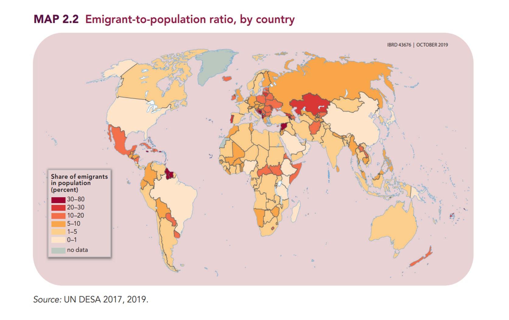 количество эмигрантов по странам грош журнал https://grosh-blog.ru/